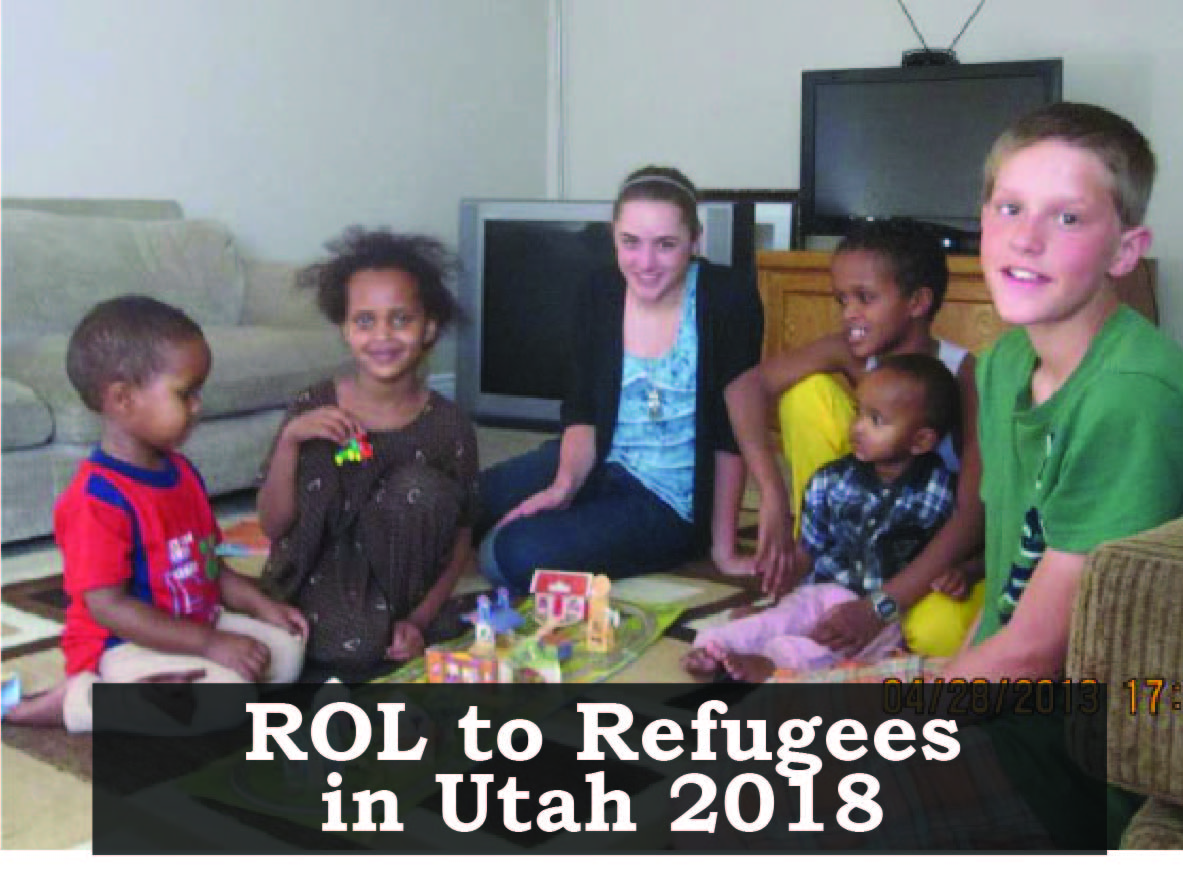 ROL with refugees in Utah